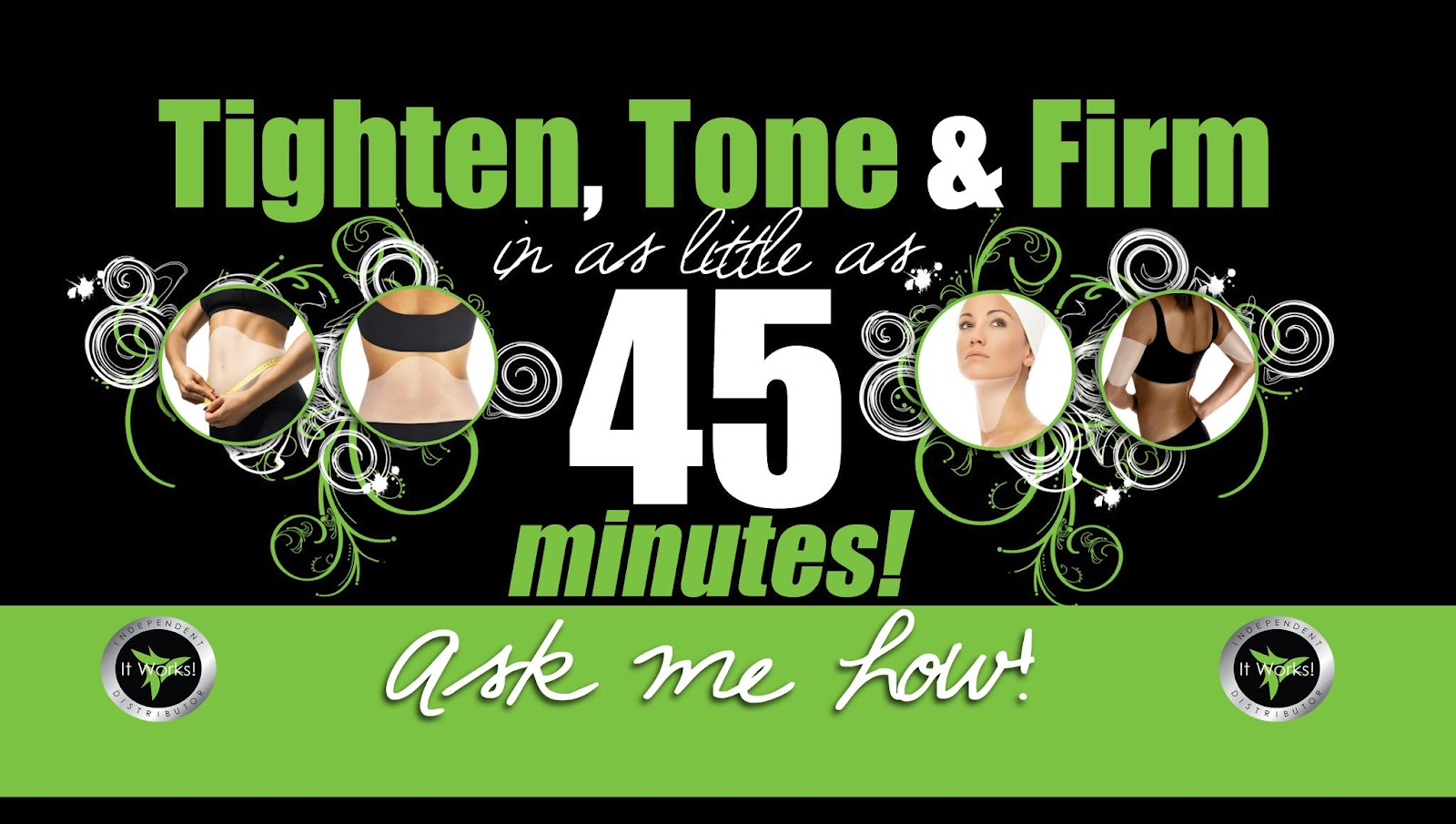 Welcome from monica bivas and it works for It works global photos